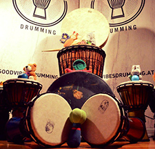 Foto Good Vibes Drumming